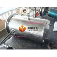 La série Aqua-Tech de moteur en acier inoxydable