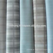 "100% Polyester 120 * 88 PE40 * PE40 Gewebe / Bleaching / Plain / Breite: 45 ""/ Gewicht: 121 g / m²"