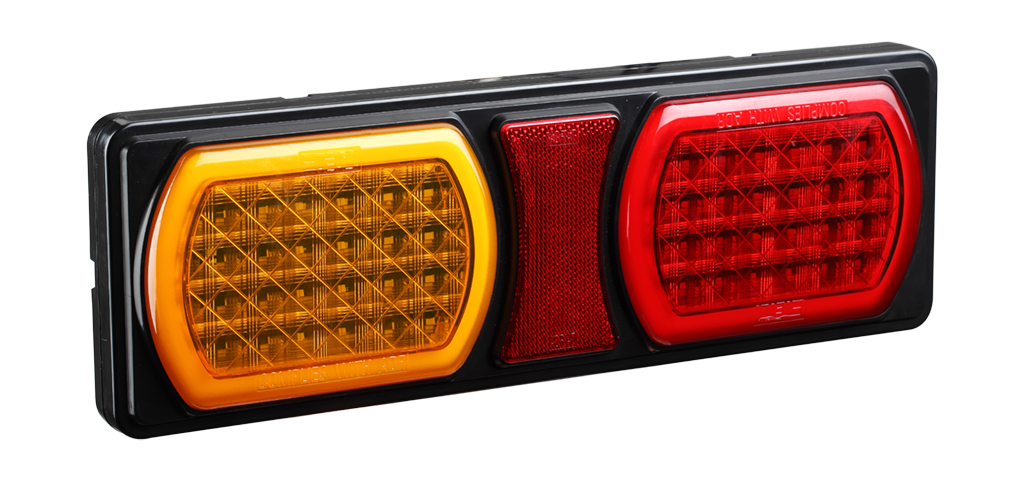 ADR Heavy Duty Truck Combination Tail Lighting