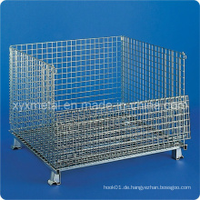 Heavy Duty Folding Storage Cage Paletten
