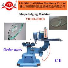Has Stype Looks China Manufacture-Glass Shape Edging Machine