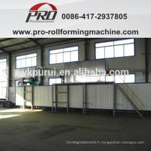 Séchage après peinture pour production de barillet d'acier 216.5L