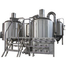 5000L brewing beer equipment micro plant