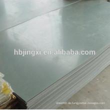 3mm Frost PVC weiches Blatt