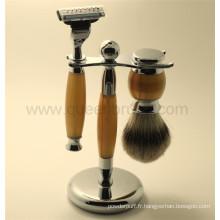 Brosse à briser luxueuse Shave Razor Badger