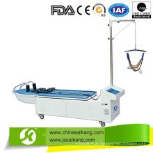 Cama de tração cervical e lombar Multiduty 3D por microcomputador (CE / FDA / ISO)