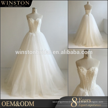 2016 New Arrive Real Picture wedding dresses made in usa