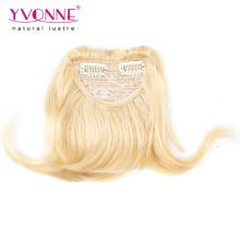 Wholesale Top qualité Clip dans les cheveux humains Bang