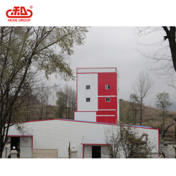 High Quality Sawdust Wood Pellet Production Line