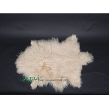 Mongolian lamb fur skin