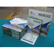 Vasline Gaze Pad mit CE genehmigt