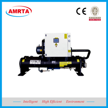 Plastic Cooling Injection Machine Water Cooled Screw Chiller