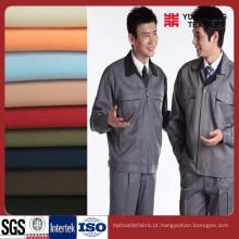 100% Algodão 21 * 21 108 * 58 Tecido Vestuário
