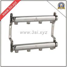 Collecteur de pompe à eau Ss pour séparateur d'eau de chauffage par le sol (YZF-M808)
