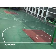 PVC Floor Outdoor Court Court Mat Lantai Luar