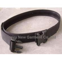 Cintura de alta qualidade da polícia da forma com gancho e loop
