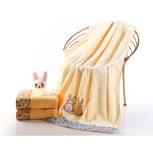 Wholesale Hotel Jacquard Bath Towel