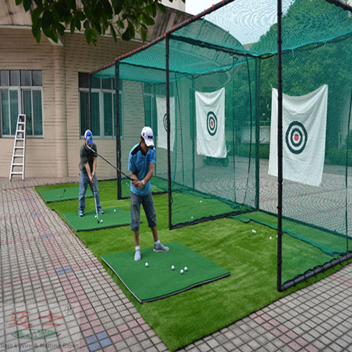 Filet de Practice de Golf golf frapper la cage de haute qualité