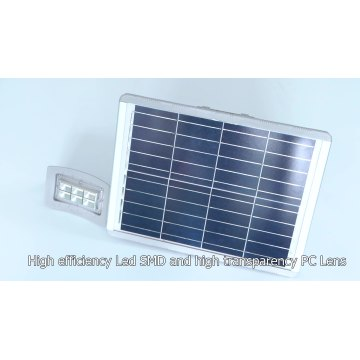 Solar Flood Light 10W Outdoor Lighting Radar Design
