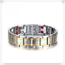 Fashion Jewelry Magnetic Bracelet Titanium Bracelet (TB101)