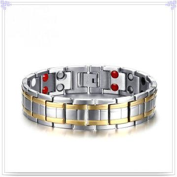 Bijoux fantaisie Bracelet magnétique Bracelet en titane (TB101)