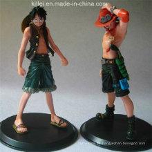 Figura de acción plástica de la mejor venta del juguete para la decoración