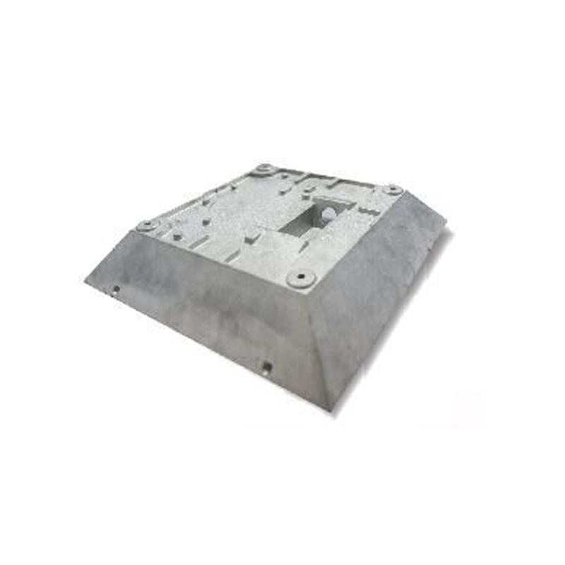 China Foundry Aluminum Die Casting Wireless Antenna Enclosure