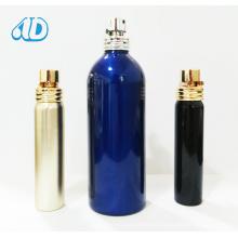 Garrafa de vidro do perfume do pulverizador da cor do cilindro Ad-P410
