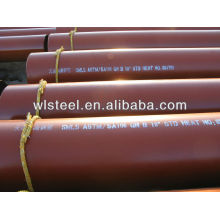 api 5l x52 sch80 seamless carbon steel pipe price