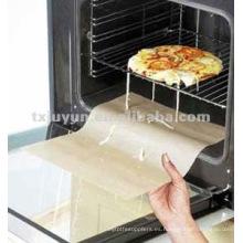 Estera de horno para tostadora reutilizable