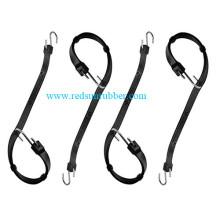 Flexible Adjustable Silicone Rubber Tie-Down Strap