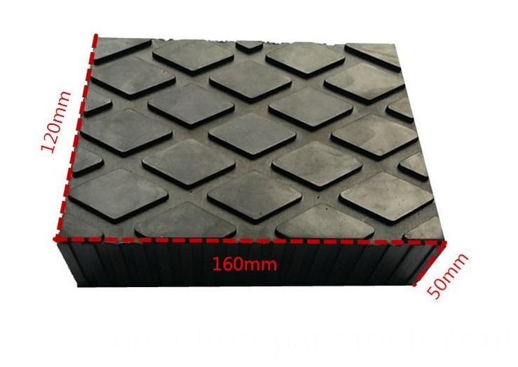 rubber block A 160X120X50