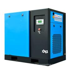 Electric silent oil free 7.5kw 15kw 22kw 37kw 55kw 75kw 90kw 110kw 160kw 200kw 315kw screw air compressor 7bar-13bar with CE