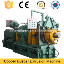 Máquina de extrusión de la máquina de extrusión continua de barra de cobre para la fabricación de barras