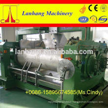 High efficiency Two Roll Plastic Open Mixing Mill