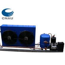 Unidades de condensación Maneurop refrigeradas por agua