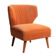 Chaises en bois d'hôtel de restaurant de sofa simple de loisirs modernes