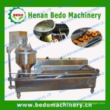 Máquinas de fritura donut elétrica e máquina de donuts de gás