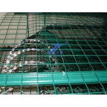 Временная разлука красивая Eruo Загородка ячеистой сети (фабрика)