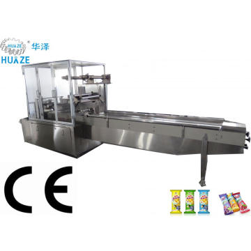Automatic horizontal pillow package machine food packing machine