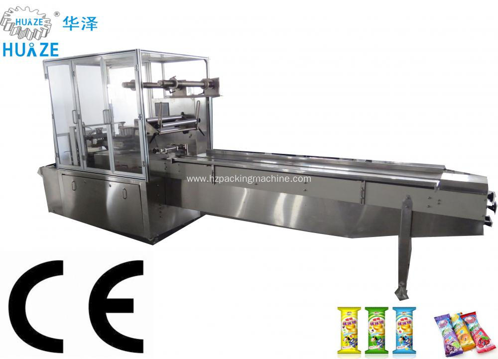 Super High Speed Pillow Type Candy Packing Machine