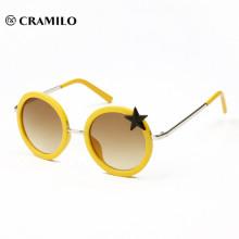 Fábrica de CHINA fabricamos varias gafas de sol para niños pequeños
