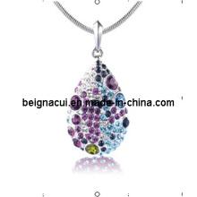 Sw Elements Crystal Colliers colorés bijoux