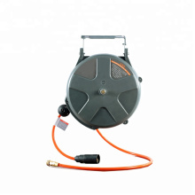 Wall Mounted Automatic Retractable Spring Loaded Air Hose Reel