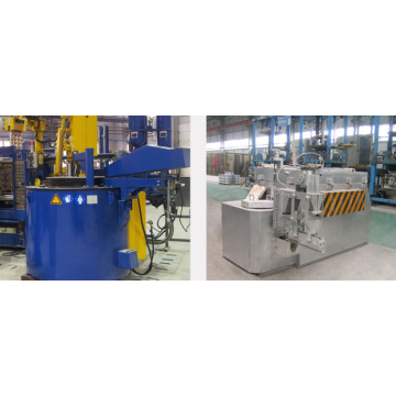 Aluminum Melting Furnace Die Casting Industry