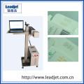 Machine d'impression laser CO2 haute qualité Leadjet