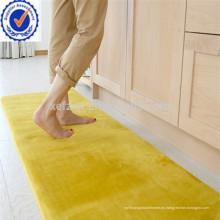alfombra lavable de microfibra para corredor de cocina