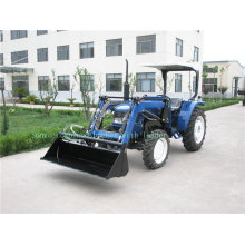 TZ03D Tractor Loader with 4in1 Bucket