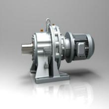 BWED Horizontal Type Planetary Cycloid Wheel Gear Motor