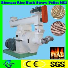 Máquina de pellets de polvo de madera de biomasa (1-20ton / h)